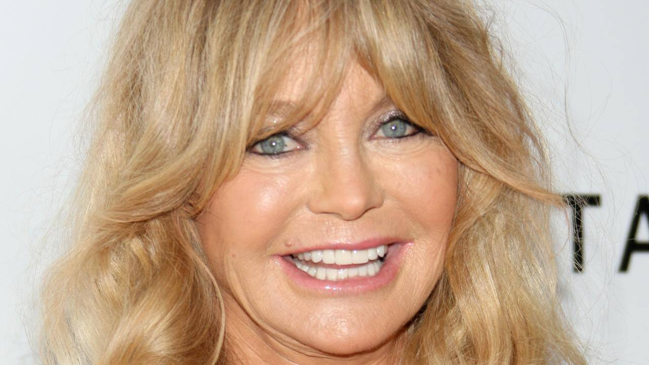 5 Happiness Tips From Goldie Hawn